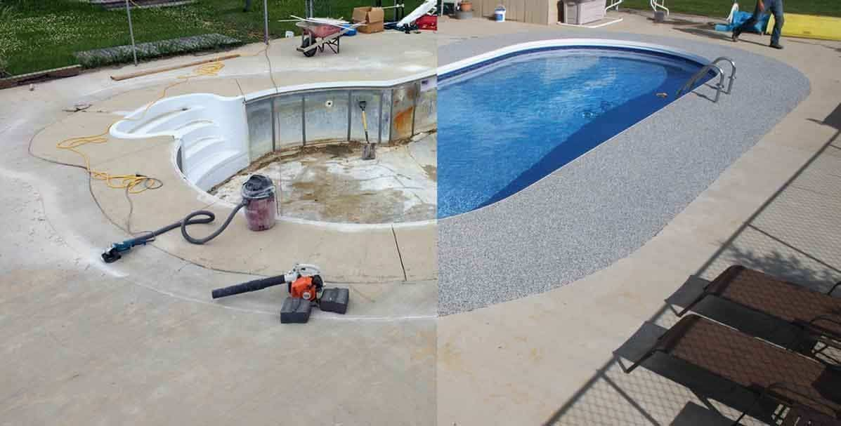 Rubberized Deck Coatings Rubaroc Uv Pools